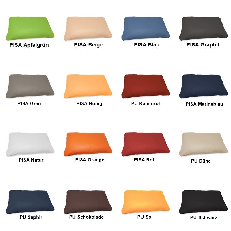 PISA Farben