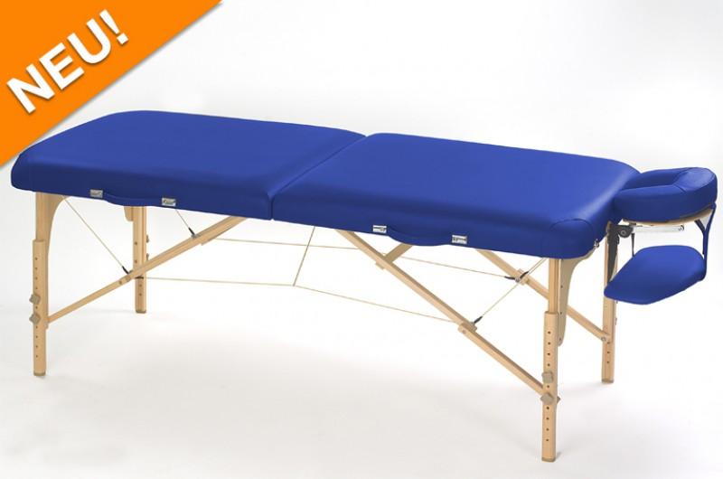 Massageliegen Set Classic Pro von ClapTzu blau