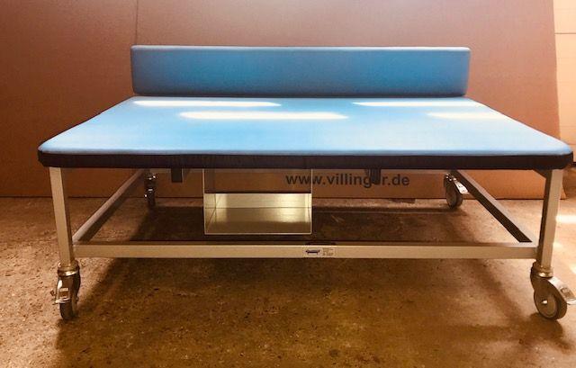 Pflegetisch und Wickeltisch ActiWrap 85 vm Active Villinger