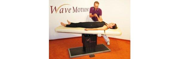 Massageliege WaveMOTION