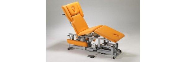Massageliege Osteopathie