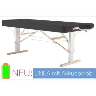 Massageliege Linea Physio mit Akku - ClapTzu