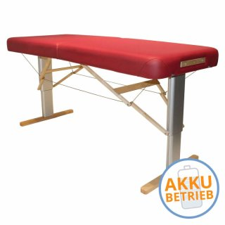 Massageliege Linea Wellness mit Akku - ClapTzu