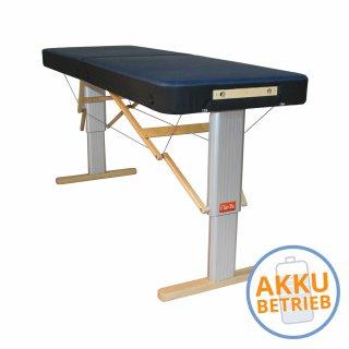 Massageliege Linea Sport mit Akku - ClapTzu
