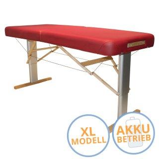 Massageliege Linea Wellness XL Akku - ClapTzu