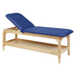 Therapieliege Naturholz | 2-teilig, höhenverstellbar | C3220