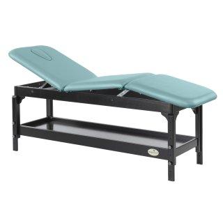 Therapieliege mit Ablageboden | 3-teilig, Dachstellung | C3239W