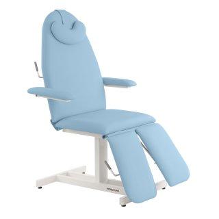 Fusspflegestuhl mit Armlehnen | C4367