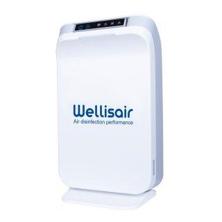 Desinfektionsgerät Wellisair für Luft & Oberflächen inkl. Kartusche