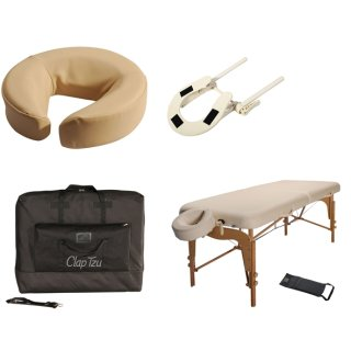 Massageliege Classic Pro Set Reiki - Clap Tzu