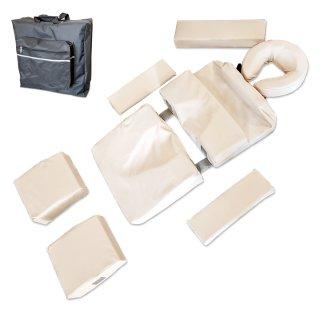 Lagerungspolster-Set für Schwangerenmassage