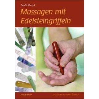 Kliegel, Ewald - Massagen mit Edelsteingriffeln