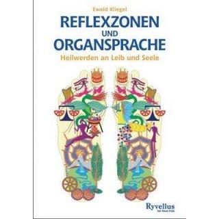 Kliegel, Ewald - Reflexzonen und Organsprache