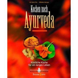 Pirc, Karin / Kempe, Wilhelm - Kochen nach Ayurveda