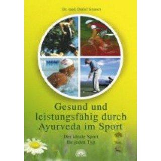 Grunert, Detlef - Gesund und leistungsfähig durch Ayurveda und Sport