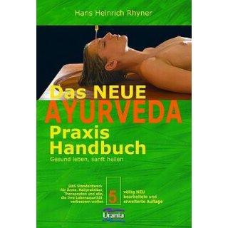 Rhyner, Hans-Heinrich - Das neue Ayurveda Praxis Handbuch