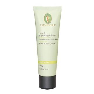 Kosmetik Ingwer Limette - Hand- und Nagelpflegebalsam 50 ml