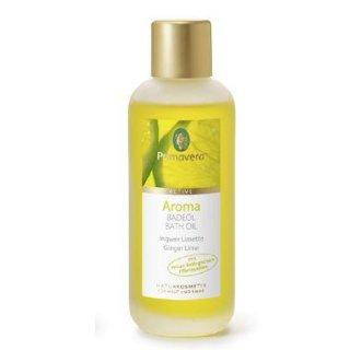 Kosmetik Ingwer Limette - Badeöl 100 ml