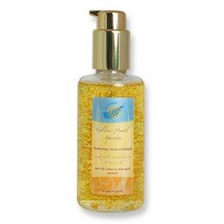 Goldkosmetik - Goldenes Hautöl Aphrodite 100 ml