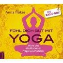 Trökes, Anna - Fühl dich gut mit Yoga (3CD)