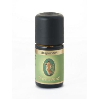 Ätherisches Öl - Bergamotte kbA 5 ml