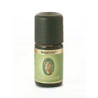 Ätherisches Öl - Bergamotte kbA 50 ml