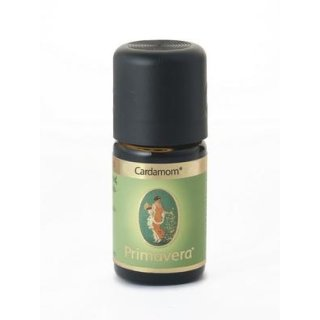 Ätherisches Öl - Cardamom kbA 5 ml