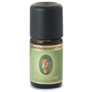 Ätherisches Öl - Kamille römisch kbA 5 ml