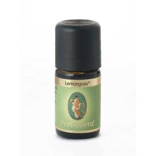 Ätherisches Öl - Lemongrass kbA 5 ml