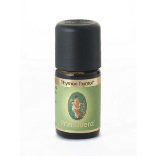 Ätherisches Öl - Thymian Thymol 19% kbA 5 ml