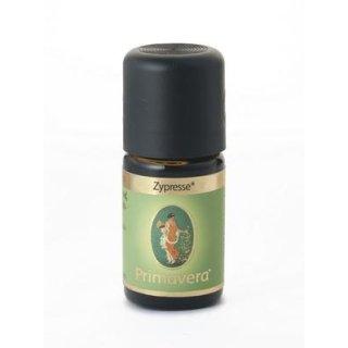 Ätherisches Öl - Zypresse kbA 5 ml
