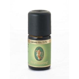 Ätherisches Öl - Ginster Absolue 15% 5 ml