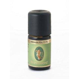 Ätherisches Öl - Mimose Absolue 15% 5 ml