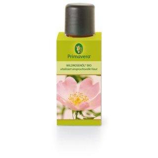 Samenöl - Wildrosenöl kbA 30 ml