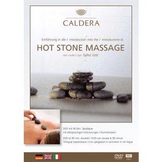 Hot Stone - DVD Hot Stone Massage