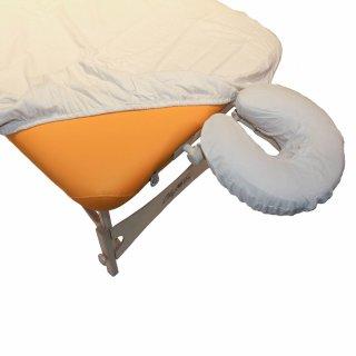 Flanell-Set für die Massageliege